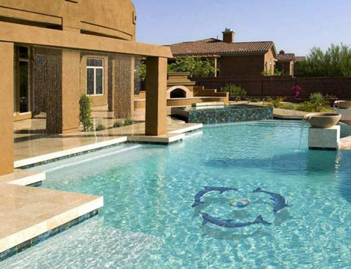 Pool & Spa Depth