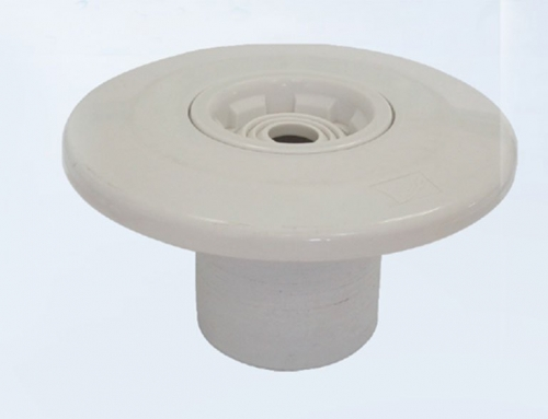 Atlas – Wall Inlet with White ABS