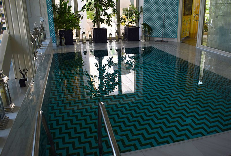 Atlasblue Residential indoor overflow pool 12 - Kuwait