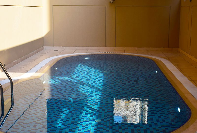 Atlasblue Residential indoor overflow pool 17 - Kuwait