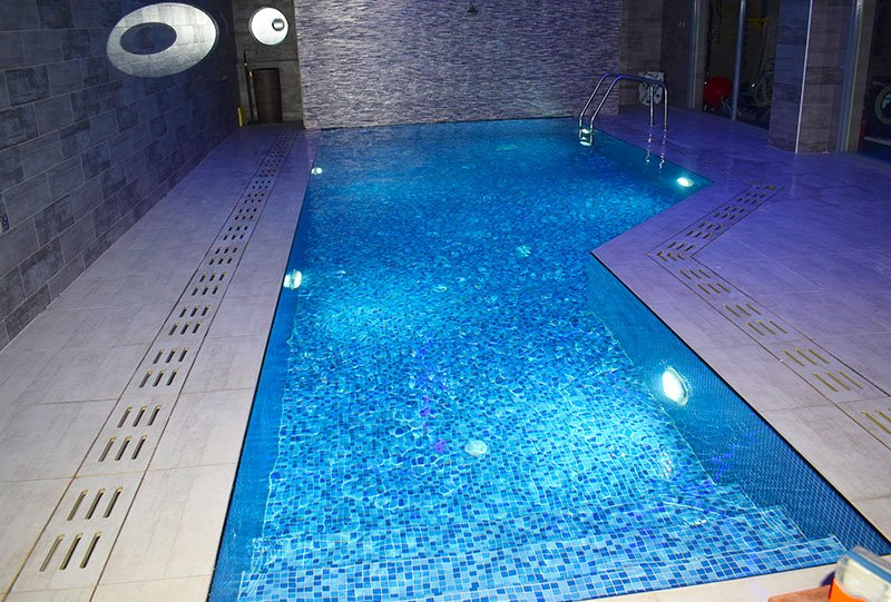 Atlasblue Residential indoor overflow pool 21 - Kuwait
