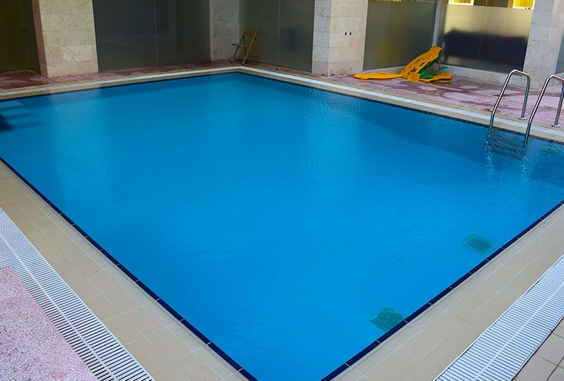 Atlasblue Residential indoor overflow pool 8 - Kuwait