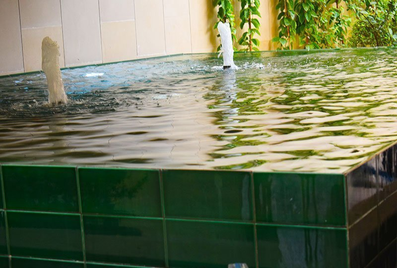 Residential Outdoor Water Features - Atlasblue Kuwait