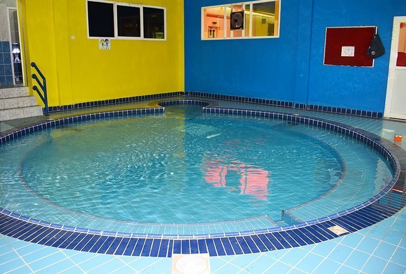 atlasblue commercial indoor skimmer pool 4 - Kuwait