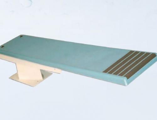 لوح غطس مع أرضية فولاذية
