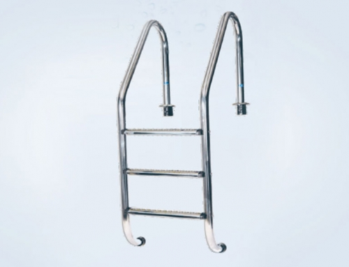 Stainless Steel Ladder – Standard