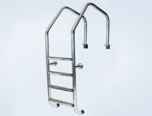 Stainless Steel Ladder – Overflow