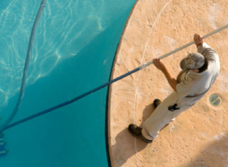 Atlasblue Pool Cleaning Services in Kuwait
