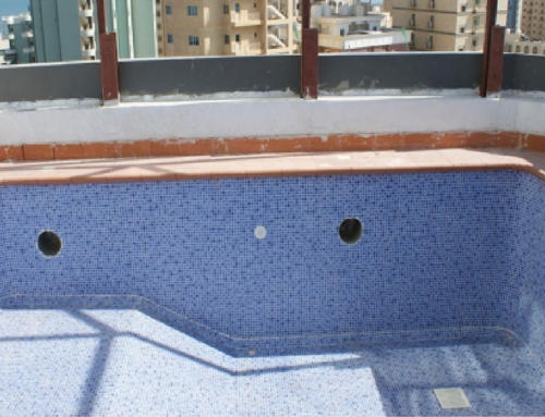 Pre-Cast Pools With Reinforced Concrete